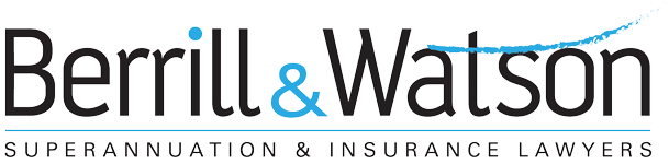 Berrill & Watson - Superannuation & Insurance Lawyers